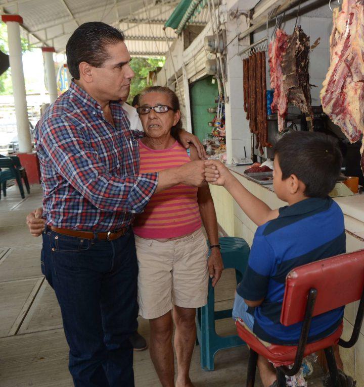 A mitad del camino Construimos un nuevo Michoacán