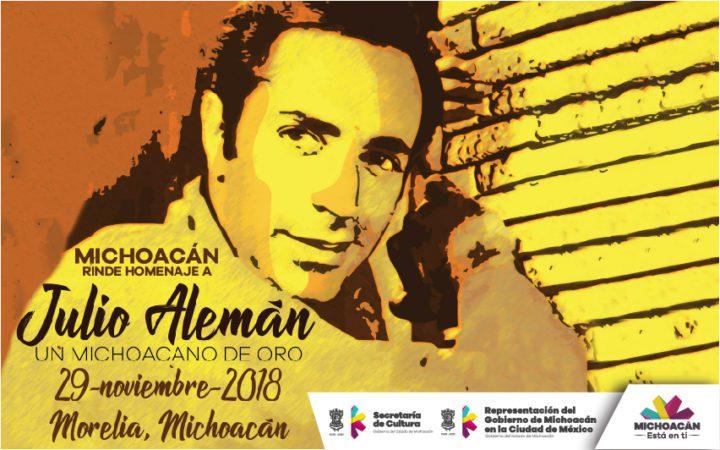 Julio Alemán, un rostro inolvidable del Cine Mexicano