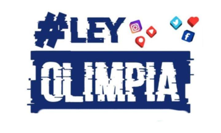 #Ley Olimpia, Una Realidad