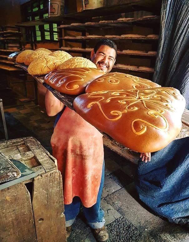 """Pan"" Una delicia Michoacana"