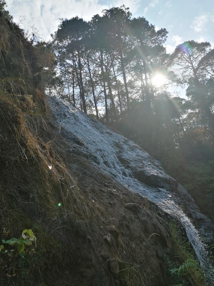 Pico Azul – La Escalera