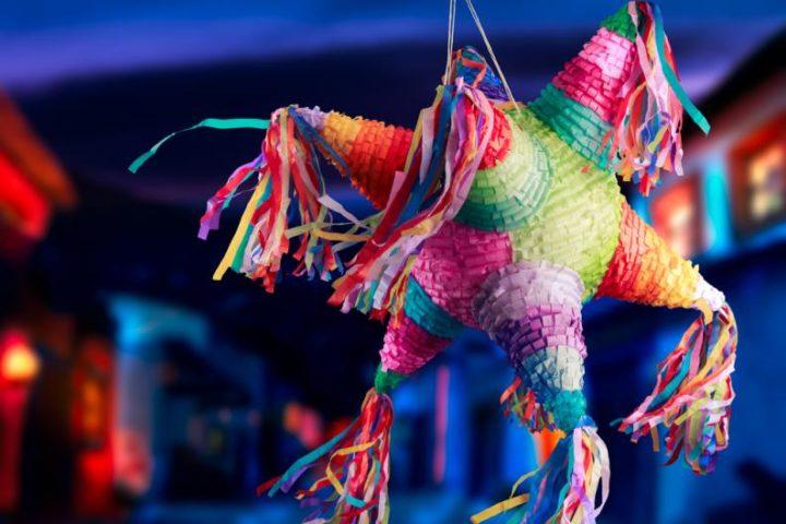 Piñatas: Un Clásico en México