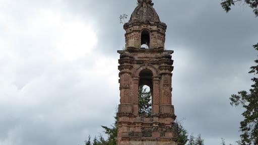 Templos Hundidos de Michoacán